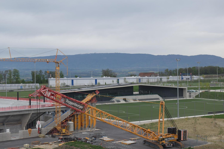 Centre de foot de la Tuilière